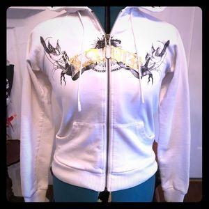 LAMB zip up hoodie